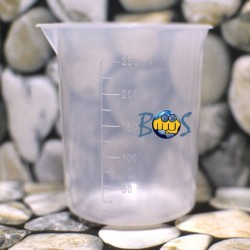 Beaker Plastik 250 ml